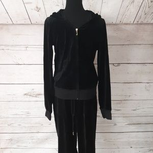 Juicy Couture tracksuit set size xl and L